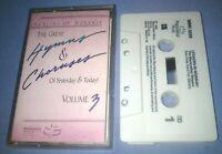 THE MARANATHA SINGERS LEGACIES IN WORSHIP cassette tape album F49