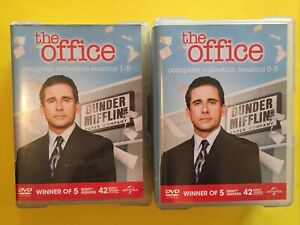 The Office US Complete Collection Seasons 1-9 on DVD - Box Set Missing 1 Disc