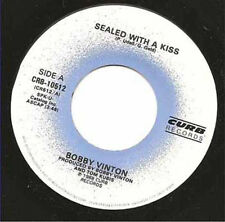 BOBBY VINTON - Sealed With A Kiss 7""