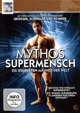 Mythos Supermensch - Die stärksten Männer der Welt - DVD - Neu & OVP