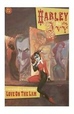 Harley & Ivy: Love on the Lam #[nn] (Nov 2001, DC)