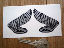HONDA CLASSIC STYLE small WING STICKERS Racing CB Benly