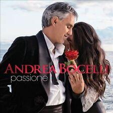 Passione by Andrea Bocelli (CD, Jan-2013, Verve)