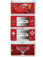 Cars Lightning McQueen Vinyl Skin Sticker for Nintendo DSi
