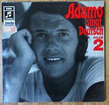 ADAMO singt deutsch - Folge 2 LP/GER/FOC