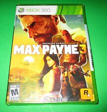 Max Payne 3 X360 *Brand New (Loose Disc) *Free Shipping!