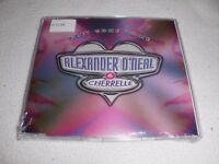 Alexander O'Neal - Baby Come to Me Maxi CD  OVP