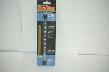 "Phillips II KwikTap Masonry Drill Bit 3/16"" x 5"" length 83165"