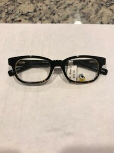 Overserved Brown And Black Eyebobs 1.50 Glasses Readers