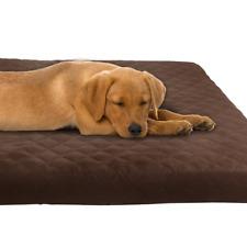 Waterproof Memory Foam Indoor Outdoor Pet Bed With Water Resistant Bottom XLarge