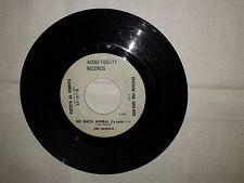 Jimi Hendrix / No Such Animal–Disco Vinile 45 Giri 7 Edizione Promo Juke Box