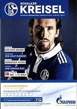BL 2011/12 FC Schalke 04 - 1. FC Köln, 13.08.2011 - Cristian Fuchs