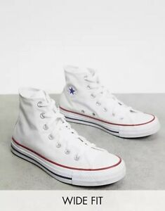 Converse High Tops Size 11.5 Wide Fit