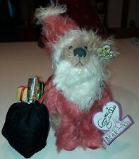New ListingAnnette Funicello Collectible Bear Co Bear Claus Mohair Christmas Santa Teddy