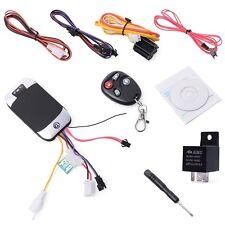 LOCALIZZATORE SATELLITARE ANTIFURTO GPS GSM GPRS TRACKER TK303G MOTO AUTO NUOVO.
