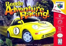 Beetle Adventure Racing N64 Great Condition Fast Shipping