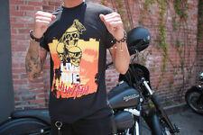 Black Muay Thai T-shirt in Multiple Sizes (Sm,Md,Lg,Xl)