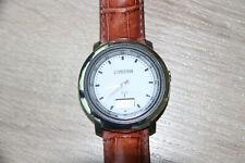 Herren Funk-Armbanduhr Eurochron - Quarz - Digital und Analog - wie neu CR 1620