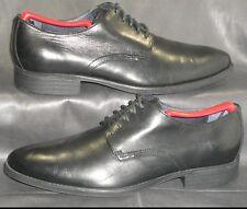 Cole Haan C11674 black leather oxfords lace ups Men's shoes size 9 M