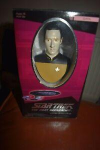 Star Trek Sideshow Limited Edition Bust Mr Data Number 1468 BNIB Sci-Fi