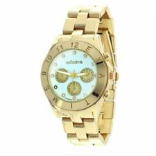 DOOKA Exactime Men's Gold Stainless Steel Strap Wrist Watch Singapore Design Wat