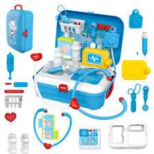 Toddler Boys Toy Medical Kit Doctor Pretend Play Set Girl Development Kids Game