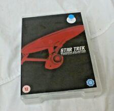 Star Trek: Stardate Collection 12 Disc DVD Set 10 Movies 18 Hrs + 8 Hrs Bonus