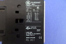 GE,RELAY CONTACTOR,RL4R,40E,NNB *PZB*