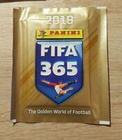 Panini 1 Tüte FIFA 365 2019 Bustine Packet Sobre Pochette Pack