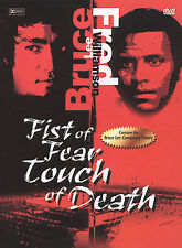 Fist of Fear, Touch of Death (DVD, 2004)  BRAND NEW!!! FREE SHIPPING