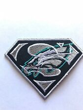 Philly Eagles NFL Jersey Super Patch Lincoln Field Iron On Sew Hat Hoodie Jacket
