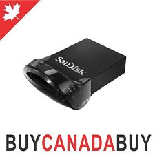 SanDisk 128GB Ultra Fit USB 3.1 Flash Drive SDCZ430-128G-G46