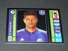 517 HUNTELAAR SCHALKE 04 PANINI FOOTBALL UEFA CHAMPIONS LEAGUE 2014-2015