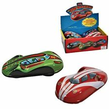 Tin Friction Car - Fun Traditional Toy