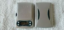 80's POLDER COMPACT DIGITAL POCKET SCALE~OZ&GRAM~SNAP-ON WEIGHING CONTAINER LID
