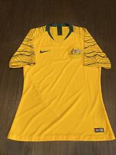 Player Issue Australia 2018/19 Socceroos Jersey
