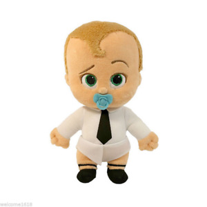 "New 23/9"" Dreamworks Movie The Boss Baby Diaper Baby Plush Soft Dolls"