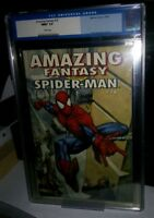 Amazing Fantasy Spiderman #16 CGC 9.9 Mint White Pages not 9.8 #15