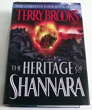 The Heritage of Shannara Bks. 1-4 by Terry Brooks (2003, Hardcover)