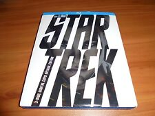 Star Trek (Blu-ray Disc, 2009, 3-Disc Set, Special Edition) Used Chris Pine
