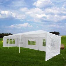 10'X30' Patio Party Wedding Tent Gazebo Pavilion Canopy Heavy Duty w/Side Walls