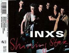 INXS : SHINING STAR / 4 TRACK-CD (MERCURY RECORDS 866 029-2)