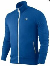 Nike Men's Blue Seasonal N98  Full Zip Soccer/Track Jacket 466651-403 (sz 2XL)