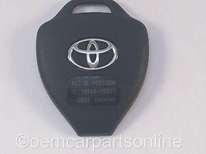 2012-2014 SCION FRS TOYOTA Car Fob Key Cover GT86 Conversion BRZ GENUINE OEM