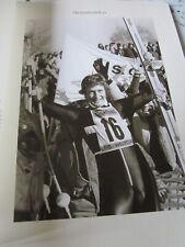 Das Rot Weiß Rote Sport Archiv 2036 Franz Klammer erster Abfahrtssieg 1973