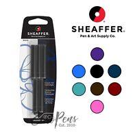 Sheaffer Classic Ink Cartridges - ALL COLOURS - Black- Blue -PURPLE UK supplier