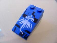 LEGO 30363pb005 @@ Slope 18 4 x 2 with SW Aldar Beedo Symbol Pattern @@ 7186