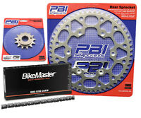 PBI OR 13-50 Chain/Sprocket Kit for Kawasaki KDX250 1981