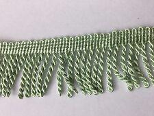 """Laverslace-delicado Tul Ancho Verde Azul Turquesa Ribete de Encaje 8.5/""""//21.25 Cm"""