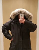"2019 GREY LABEL ""CUSTOM ORDER"" XXXL 3XL BLACK CANADA GOOSE LANGFORD PARKA JACKET"